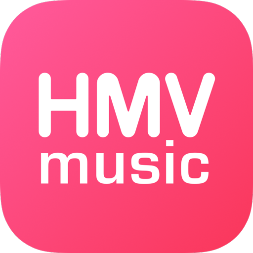 HMV music powered by KKBOXで聴く